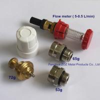 Quality Replacement Flow Meter For Heating Stainless Steel Manifold , Manifold Flow Meter Valve for sale
