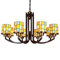 Quality Genuine tiffany pendant Chandelier lamps for Indoor home Lighting (WH-TF-10) for sale