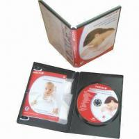 Quality DVD replication with booklet printing and jewel case packing for sale