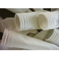 Buy Nonwoven Glass Fiber Cloth High Temperature Filter Media For Dust Filter Bag at wholesale prices