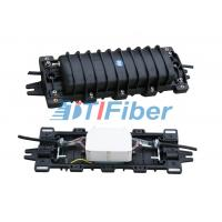 Quality 288 Core In – line Fiber Optic Splice Closure with MPP Plastic Housing for sale