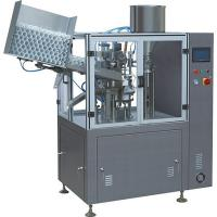 Quality CE Certification Aluminum Tube Filling And Sealing Machine With High Performance for sale