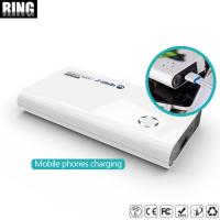High Magnification Emergency Jump Starter / Power Bank For automobile