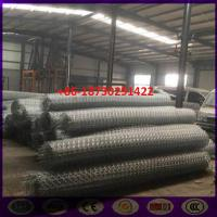 Quality 8x10 cm Ω Type  Ecologica Gabion Road Reinforced Wire Mesh in roll for sale