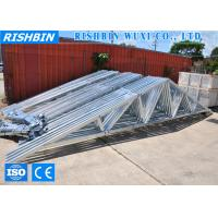 Quality LGSF Metal Drywall Roof Truss Steel Frame Roll Forming Machine with 10 Stations for sale