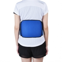 Quality ISO13485 400g Gel Ice Pack Wrap For Waist Pain Relief for sale