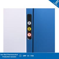 Quality Fireproof Clean Room Doors / Pharma Doors With Electronic Interlock System for sale