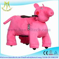 China Hansel Animal rides walking animals electric scooter for sale on sale
