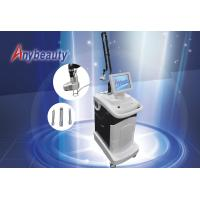 China 40w RF Tube Co2 Fractional Laser Machine 0.1ms -10ms Pulse Width on sale