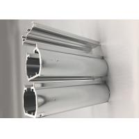 Quality Smooth Shinning Polished Aluminium Profile For Windows Alkali Resisting for sale