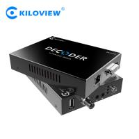China H.264 Video streaming decoder IP to SDI/HDMI converter live streaming video decoder on sale