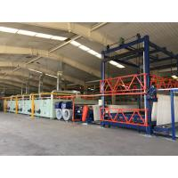 Quality Conduction Oil Heating Carpet Printing Machine Gas Heating Directly for sale
