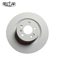 Quality A1674238900 Rear Auto Brake Disc 1674238900 For Benz GLE C167 for sale