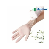 Quality Clinical Examine EN455 Disposable Clear Plastic Gloves for sale