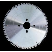 Quality Large Panel Sizing Saw And Industrial Woodworking 72T 84T Nickel Or Chrome Coating for sale