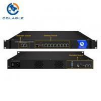 Buy cheap IP Protocol Converter To Multi Channel RF Modulator QAM DVB - T ISDB - T Output COL5416P from wholesalers