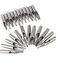Quality New Stainless Steel Tattoo Tips for sale
