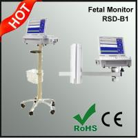 Quality 2015 Brand New Design Multi Function Portable Fetal Monitor with Printer Inside for sale