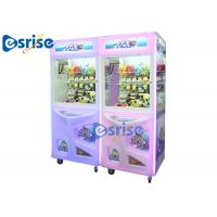 Quality Smart Coin Acceptordoll Grabbing Machine 850*810*1920cm Single Player for sale