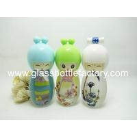 20ml Colored Chinese Baby Perfume Glass Bottle With Cap
