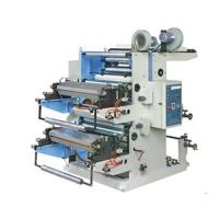 Two-Color Flexography Printing Machine