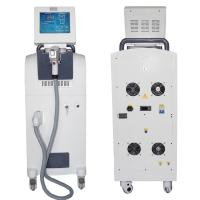 China 808nm diode laser hair removal machine permanent ice point painless on sale