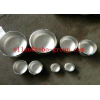Quality TOBO STEEL Group Stainless steel Cap ASTM A403 WP304/304L, WP316/316L, WP321, WP347, WPS 31254. UNS S31803, for sale