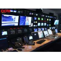 China Large Indoor CCTV Video Wall With 2 X HDMI Input , DVI Input , VGA Input on sale