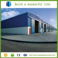 Quality Factory production sports hall structure clear span fabric buildings for sale