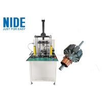 Quality Rotor Commutator End Plate Shaft Pressing Armature Machine for sale