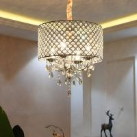 Quality Modern Chandelier Ceiling Lighting with Crystal Lampshade Lighting Dining room Kitchen Hanging Lamp (WH-MI-77) for sale