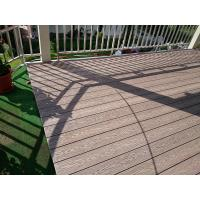 China WPC composite deck boards for wpc stairs lawn decking garden decking boards on sale