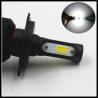 Buy cheap Universal COB 72W 16000LM H13 9004 9007 LED headlight headlamp H4 LED Fog light from wholesalers
