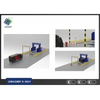 Quality Low Radiation X - Ray Vehicle And Cargo Inspection System For Rail Transportation for sale