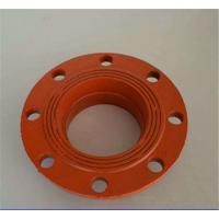 Quality CUSTOM DUCTILE IRON CASTING INDUSTRIAL PIPEWORK ORIFICE FLANGE for sale