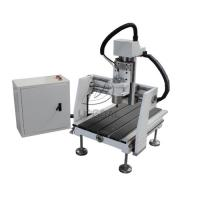 Buy Hoby Desktop Mini Type CNC Engraver Cutter Machine 360*360mm at wholesale prices