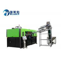 Quality Low Energy PET Stretch Blow Moulding Machine For Hot Filling Juice Bottle for sale
