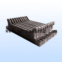 China OEM Heat Resistant Steel Lost Wax Process for Steel Making Cement Stove Parts wholesale