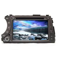 China Car GPS Navigation System DVD CD Radio Audio Stereo for Ssangyong Kyron Actyon on sale