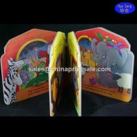 China china guangzhou ybj Cheap manufacture kids coloring english story book for sale on sale