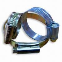 Quality Non-perforated Jubilee Type Hose Clamp, Available with 9.7 or 11.7mm Width for sale