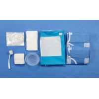 Quality Angiography Flexible Wrapping Surgical Packs MedicalPacks Consumables With Tube Cover for sale