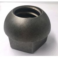 China Cold Forging Spherical End Hexagonal Nuts Domed Nut Rock Bolt System 25mm 32mm on sale