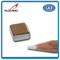 China N50 Sintered Neodymium Rare Earth Magnets , High Strength Magnets Long Lifetime on sale