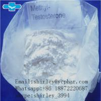 Buy cheap Methyltestosterone White Crystalline Powder Healthy Testosterone For Bodybuildin from wholesalers