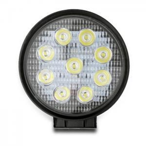 "Quality LED Lamp Diacast aluminum housing Spot Flood beam Light Fog Light IP 67 Waterproof for Off-road Vehicle 27W 4.3"" for sale"