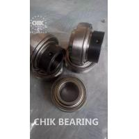 Quality K Type Seal Wide Inner Race High Speed Pillow Block Bearings , 12 - 300 mm Bore Size for sale