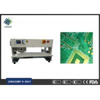 Quality Adjustable Speed PCB Separator Machine , Linear Blade Pcb Depaneling Machine for sale