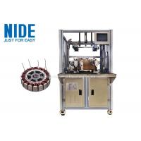 Quality 2 Stations Motorcycle Wheel Stator Winding Machine for sale