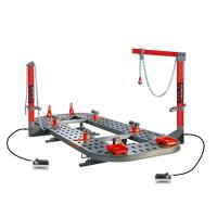 Quality High Strength Auto Body Collision Repair System 380V Table Height 580mm for sale